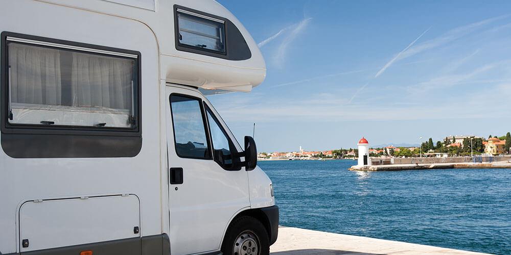 Homologación cristales de furgonetas y autocaravanas