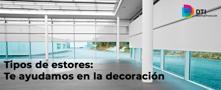 Blog sobre tipos de estores enrollables