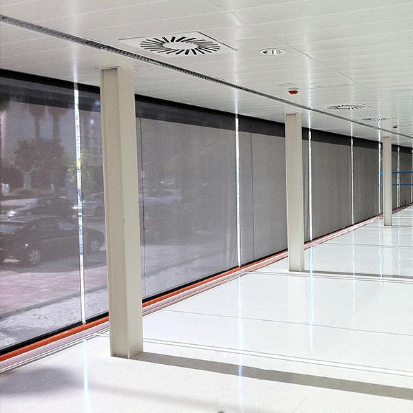 Venta e instalación de cortinas y estores en Sevilla