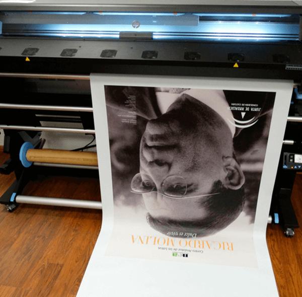 Rotulación e impresión digital