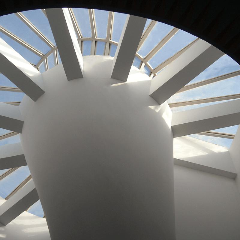 Láminas solares edificios en Sevilla
