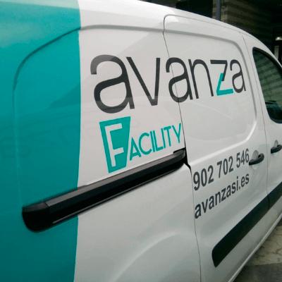 Rótulos y vinilado de vehículos en Sevilla