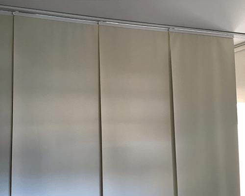 Panel japonés a medida