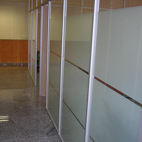 Láminas de decoración para ventanas