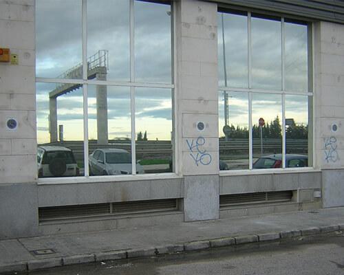 Láminas antigraffiti