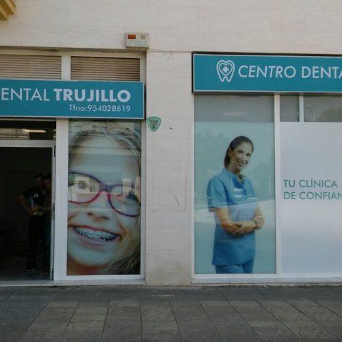 Impresión e instalación de vinilos en Sevilla