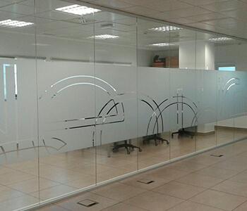 Láminas decorativas para ventanas