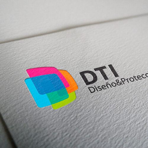 Logotipo DTI