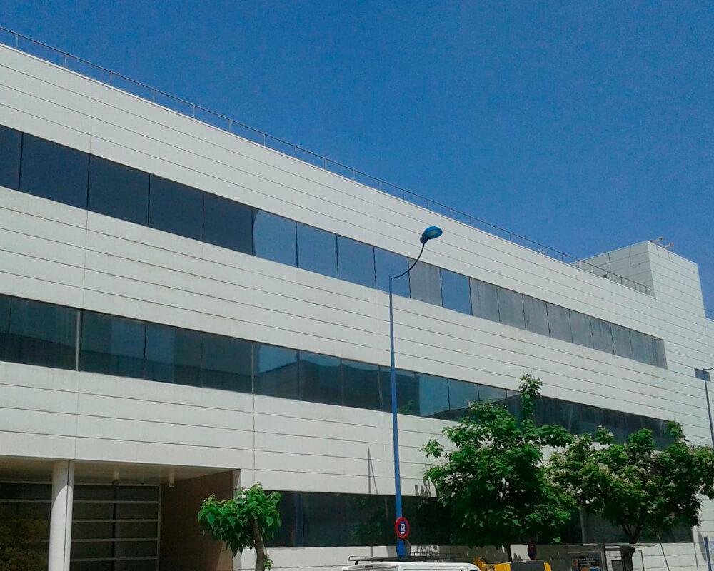 Instalación láminas solares Epgasa 3