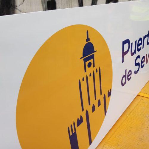 Señalética en Sevilla